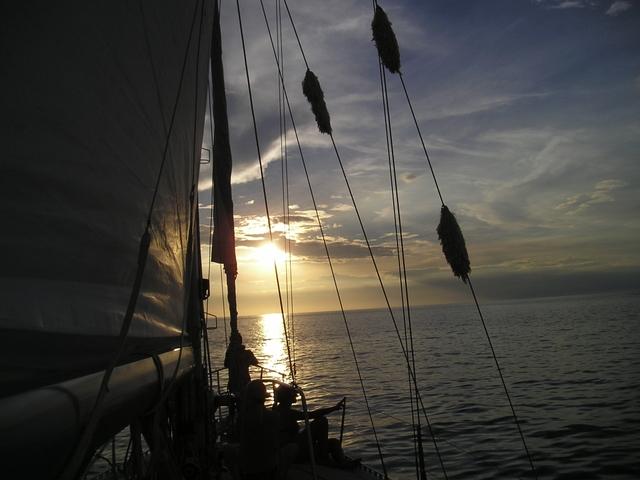 The_sun_set